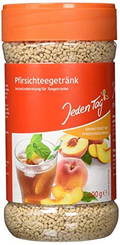 Jeden Tag Instanttee mit Pfirsichgeschmack, 400 g, 208823-1