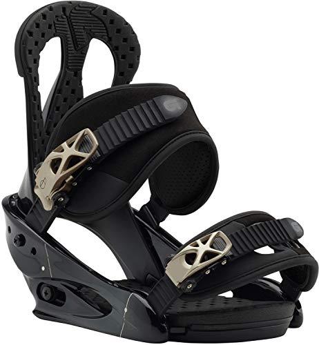 Burton Citizen Reflex Damen-Snowboardbindung Black 2019 Gr. L