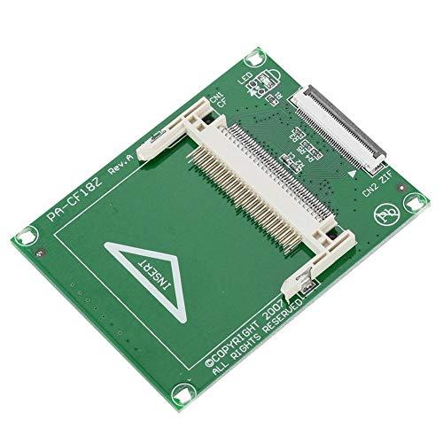 50-pins Standaard Compacte Cf To Zif/Ce, Cf Adapterkaart, voor Type I, Ii en Microdrive Alle Cf-kaarten