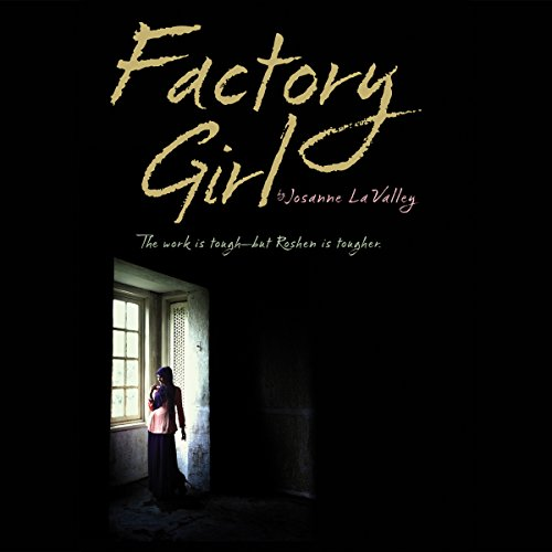 Factory Girl audiobook cover art