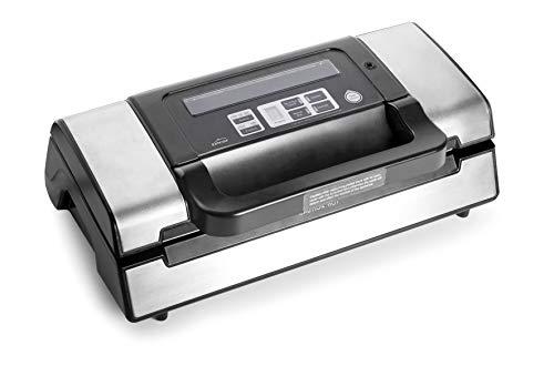Lacor 69353 69353 Machine à vide professionnelle sans BPA, 130 W, Acier inoxydable