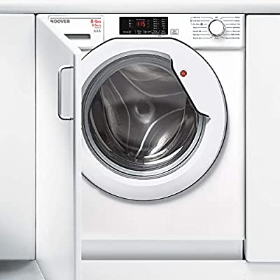 Hoover HBWD8514D Integrated 8Kg / 5Kg Washer Dryer with 1400 rpm