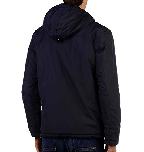 Napapijri Men?s Rainforest Winter Jacket ? Blu Marine N0Y5XE176 - XL