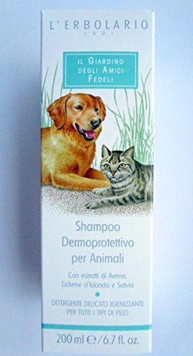 Le fidèle Friends Garden Dermo Shampooing pour animaux domestiques