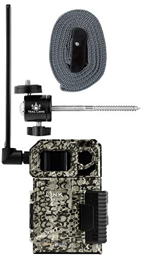 SPYPOINT Link-Micro-LTE Cellular Trail Camera with Mount (AT&T (USA Nationwide))