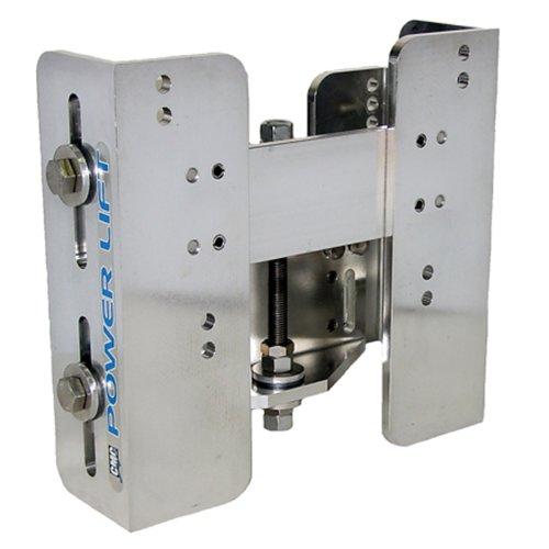 5.5-Inch Set Back CMC Manual Power-Lift Transom Jack Plate 65012