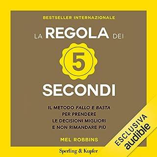 La regola dei 5 secondi copertina