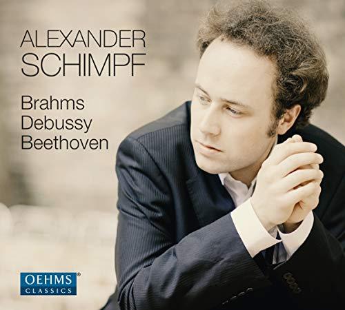 Brahms/Debussy/Beethoven