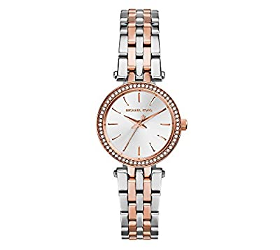 Michael Kors Women's Darci Two-Tone Petite Watch