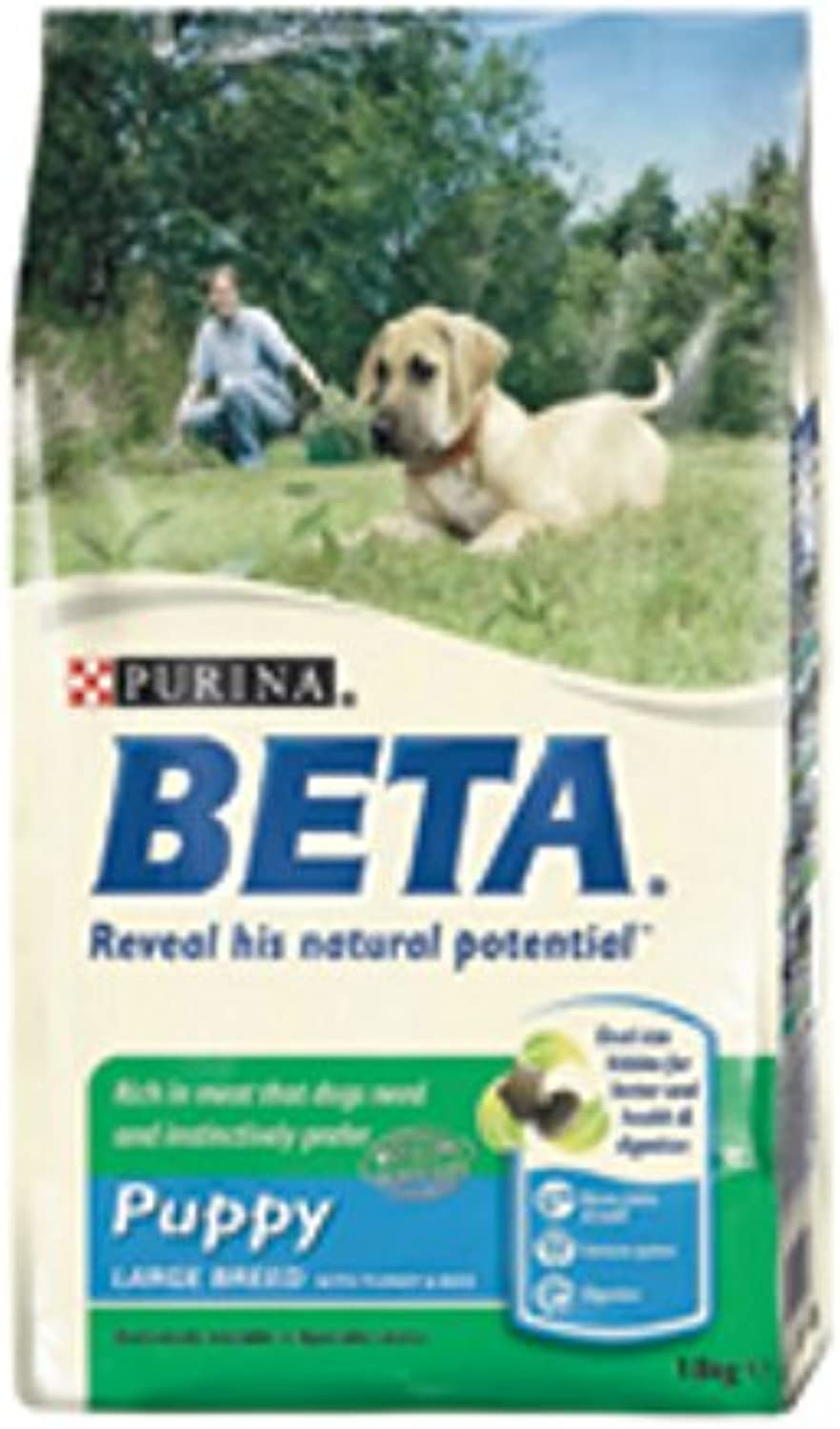 Beta Puppy Large Breed Dog Food14kg