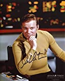 William Shatner Autographed Photo