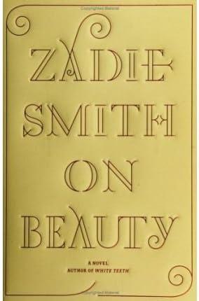 On Beauty Hardback By author Zadie Smith product image