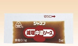 キユーピー 減塩中濃ソース 5mlx40包