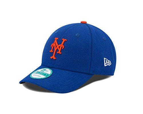New Era The League York Mets HM - Cappello da Uomo, Colore Blu, Taglia OSFA