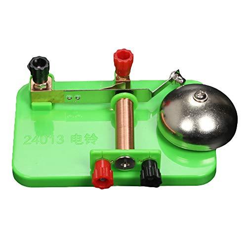 0Miaxudh Trembler-Spielzeug, elektrisches Trembler-Bell-Modell, Hilfsmittel für wissenschaftliche Experimente, Entwicklungskinderspielzeug