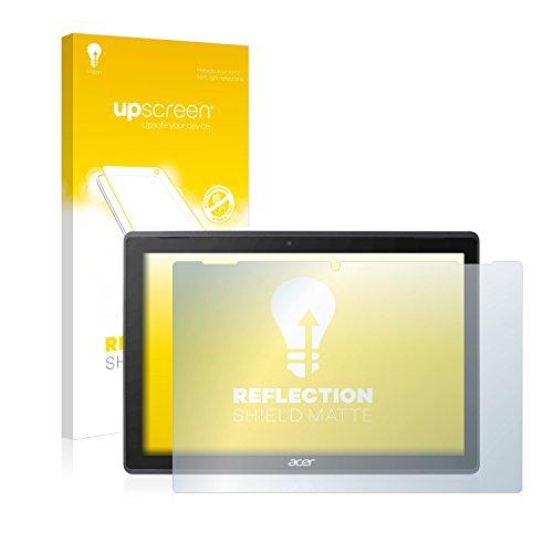 upscreen Entspiegelungs-Schutzfolie kompatibel mit Acer Switch 3 – Anti-Reflex Bildschirmschutz-Folie Matt