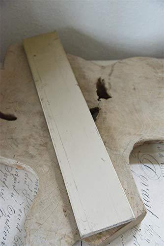 Holzornament Möbeldekoration 24 x 15 cm Jeanne D´Arc Living 1 Paar