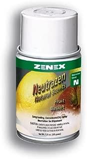 Zenex Neutrazen Fruit Basket Scent Metered Odor Neutralizer - 12 Cans (Case)