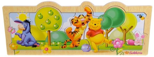 Eichhorn 100003354 - Puzzle de Winnie The Pooh (45 x 18 cm) (Simba Dickie)