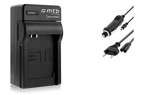 Ladegerät (Netz/KFZ) für Canon NB-4L / Ixus 230 HS, 255 HS. / Powershot SD780 is, SD960 is, TX - s. Liste!