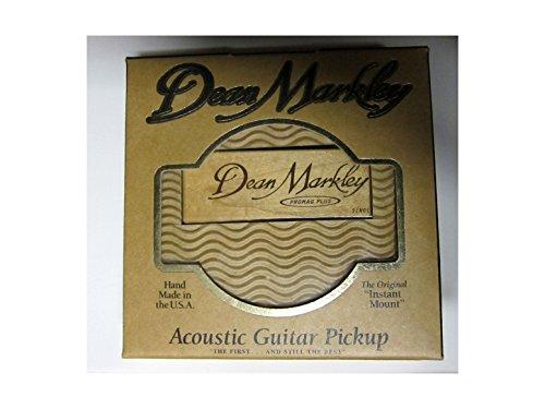 Dean Markley 3010A Promag Plus toonhouder voor akoestische gitaar