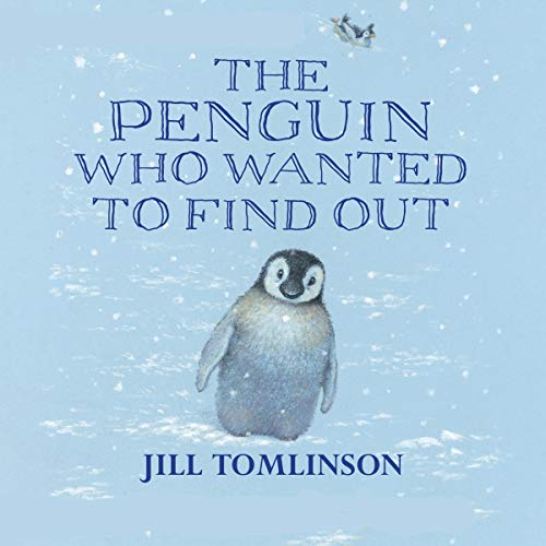 The Penguin Who Wanted to Find Out  By  cover art