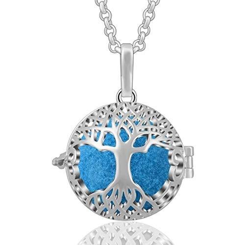 Eurrowebb - Bola de embarazo, árbol con raíces con timbre azul