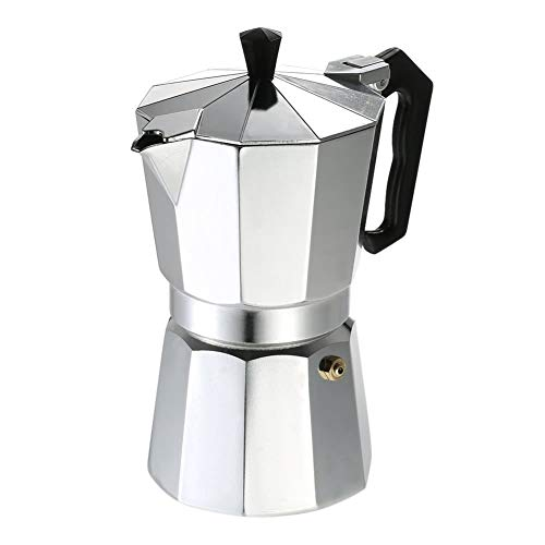 3-Cup Aluminium Espresso Koffie van de Percolator Gasfornuis Maker Pot for gebruik op gas of Galvanizing Stove Home Kitchen supplies
