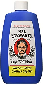 Mrs Stewart s Concentrated liquid bluing  8 ounce