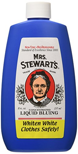 Mrs. Stewart's Concentrated liquid bluing , 8 ounce