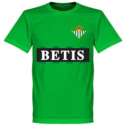 Real Betis Team Tee - Verde, Uomo, Lyndee, X-Large
