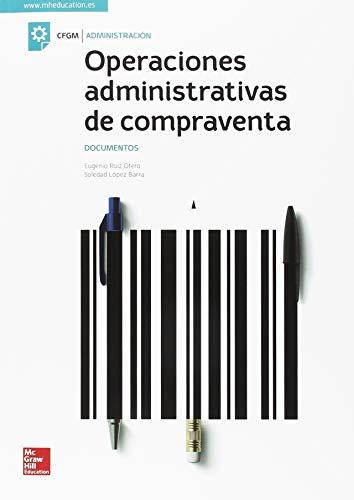 Cutx Operaciones Administrativas de Compraventa. Gm. Libro Documentos