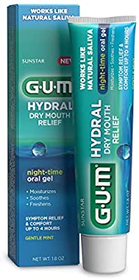 Gum Hydral Oral Gel Dry Mouth Relief