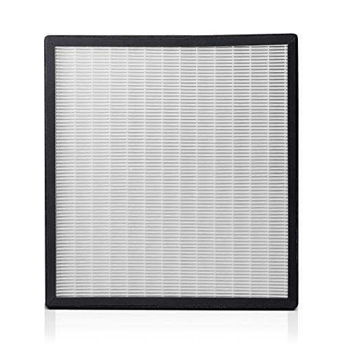 Alen (BF35-Silver-Carbon) HEPA-Silver-Carbon Replacement Filter for BreatheSmart Air Purifier, 1-Pack