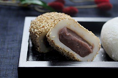 宝来堂 会津産 大福 お好きなもの1種類×8個セット (白ごま大福)