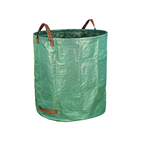 Lowest Prices! DaJun 3PCS/Pack Compost Bag &Lawn Pool Garden Leaf Waste Bag,Garden Storage Bags,Envi...