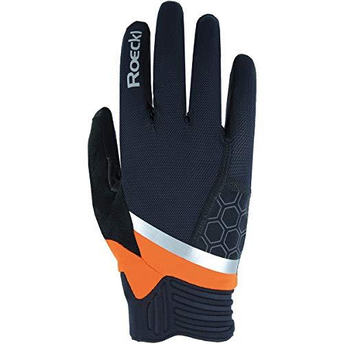 Roeckl Sports Morgex Größe 8,5 schwarz/orange