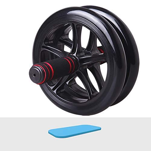 Conemmo Bauchtrainer Ab Wheel Roller for Hauptgymnastik, Bauchmuskeltraining Ausrüstung for die Bauch-Übung Bauchtrainer for Gym, Keep Fit