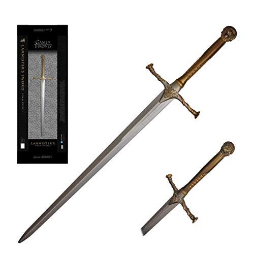 Juego de Tronos Jaime Lennisters Schwert - LARP Arma decorativa Standard