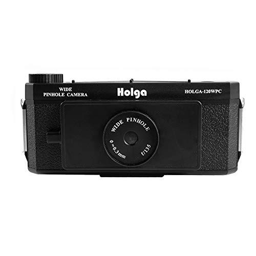HOLGA 120 WPC Schwarz Wide Pinhole Kamera Lomo Mittelformat Film Kamera 120 WPC