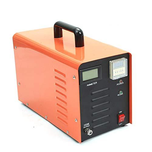 XINJING 5000mg/H Ozone Generator High Capacity Industrial Strength O3 Air Purifier Deodorizer Sterilizer Air Ozone Machine for Rooms, Hospital, Workshop,Orange