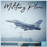 Military Plane Calendar 2022: Official Military Plane Calendar 2022 16 Months