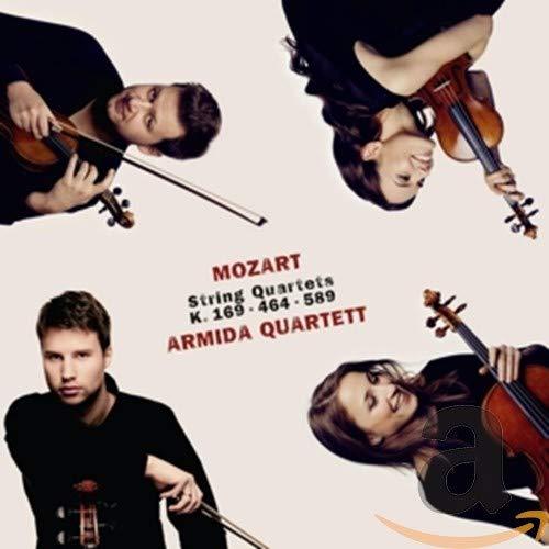 Mozart: String Quartets K 169,