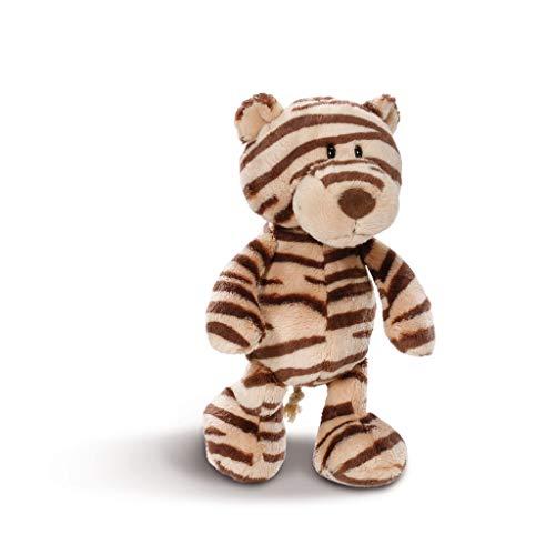 NICI 43621 - Tigre de Peluche (20 cm), Color marrón