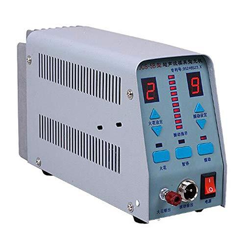 SISHUINIANHUA Professionelle Ultraschall-Form Polierer Hochwertige Dual-Funktions-Elektronische Poliermaschine