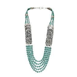 creative handmade gifts for girlfriend ~ Tibetan necklace