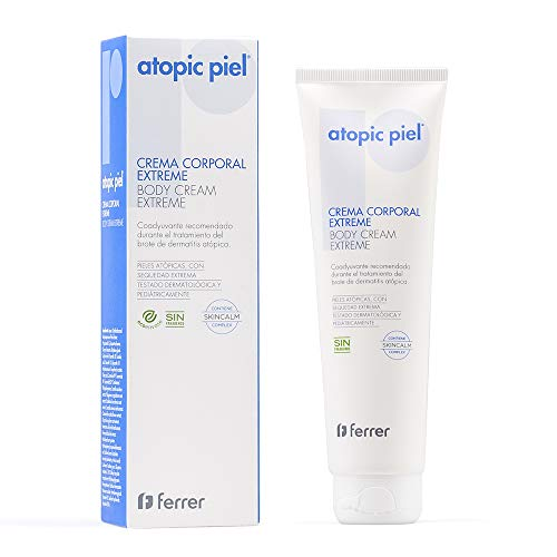 Atopic Piel Crema Corporal Extreme para el tratamiento de la piel atópica en periodos de brote 150 Ml