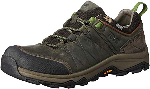 Teva Arrowood Riva WP Chaussures Homme, Black Olive Pointures US 11,5 | EU 45 2019