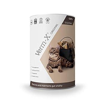Verm-X Friandises pour le Soin Intestinal pour Chat 60 g