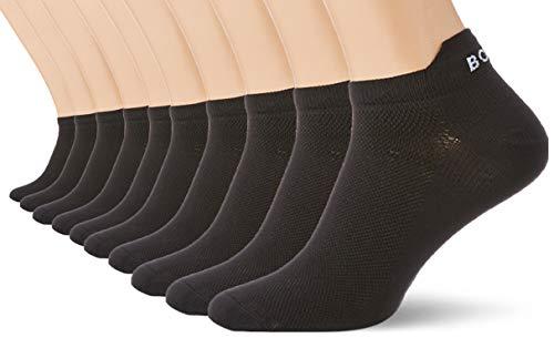 Bjorn Borg Herren Step Performanc Lässige Socken, Schwarze Schönheit, 43-46